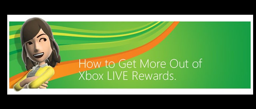 Xbox Rewards Update